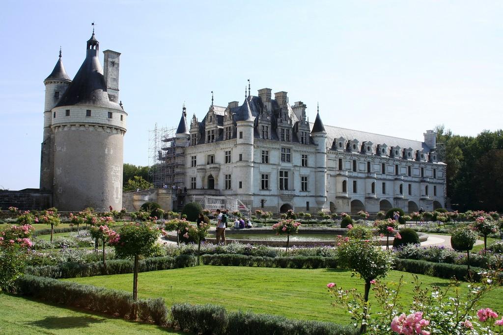 Château de Chenonceau | © benito roveran/Flickr