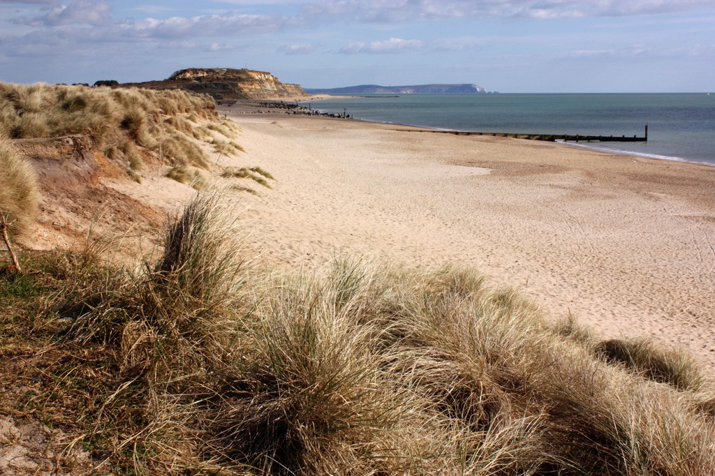 Beach at Hengistbury Head | ©Jim Champion/Flickr