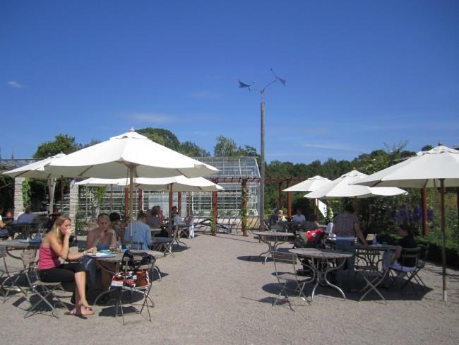 Rosendals Garden Café |© La Citta Vita/Flickr