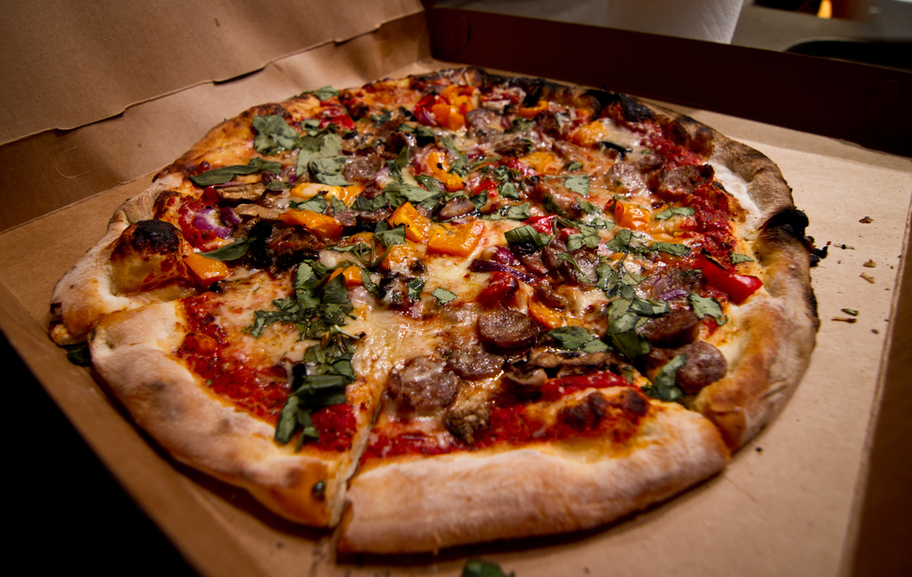 New York Pizza | © Gulan Bolisay / Flickr