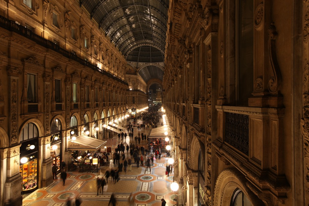 Galleria Vittorio Emanuele II © Bruno Cordioli