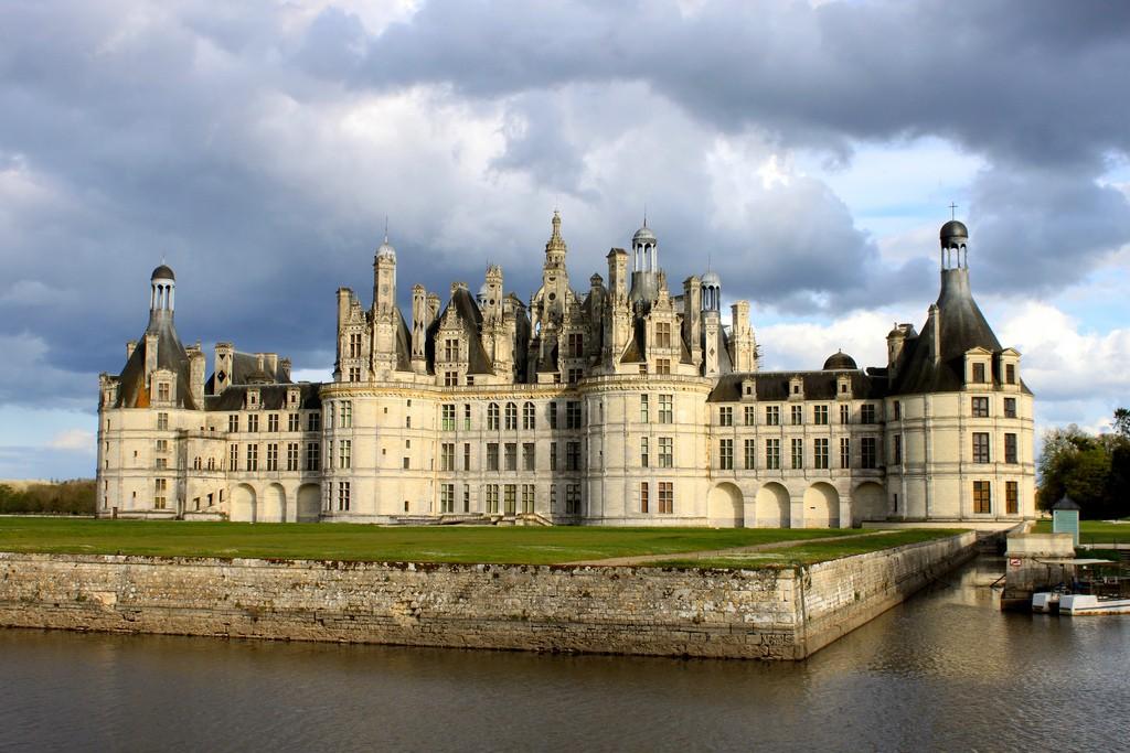 Château de Chambord | ©Thomas Conté/Flickr