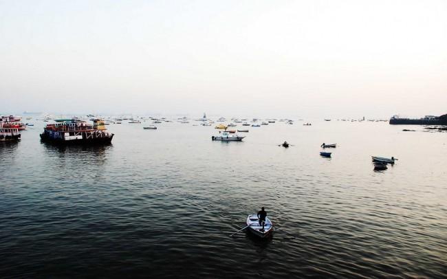 Mumbai Bay | © Mathanki Kodavasal/Flickr
