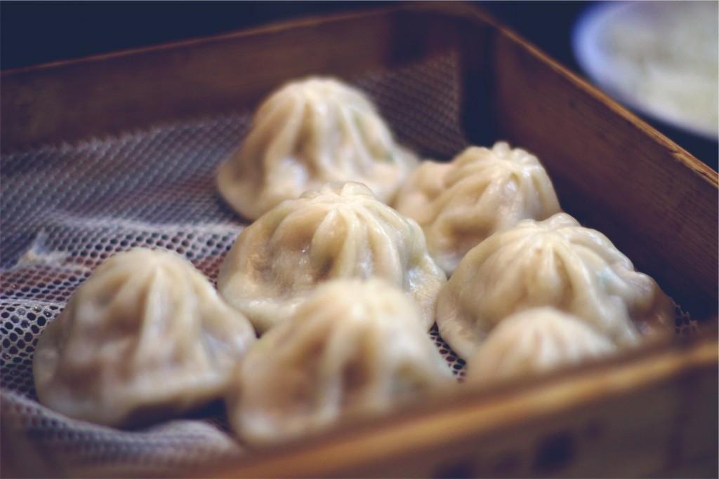 Dumplings at Grand Mandarina | © Pixabay