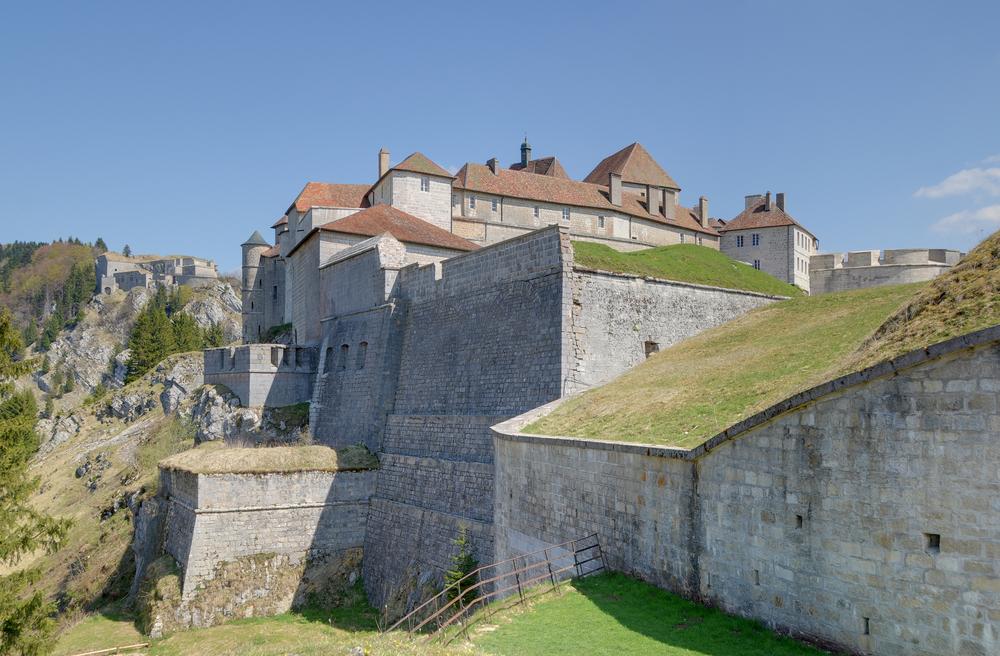 Fort de Joux |© Thomas Bresson/Flickr