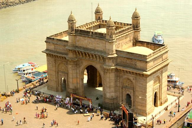 Gateway of India | © Ashish Saihgal/Flickr
