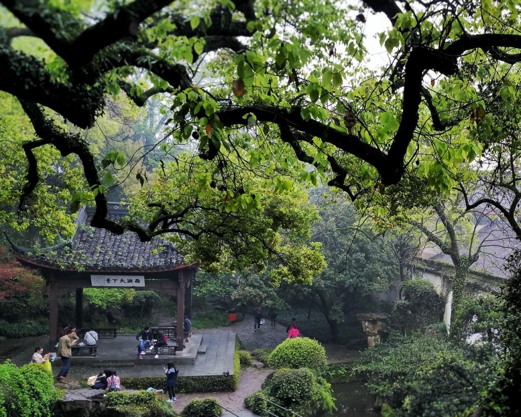 Hangzhou temple / Pixabay