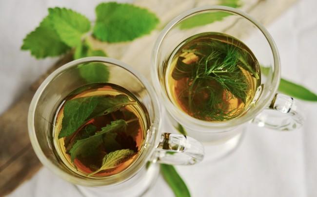 Herbal teas © Pexels