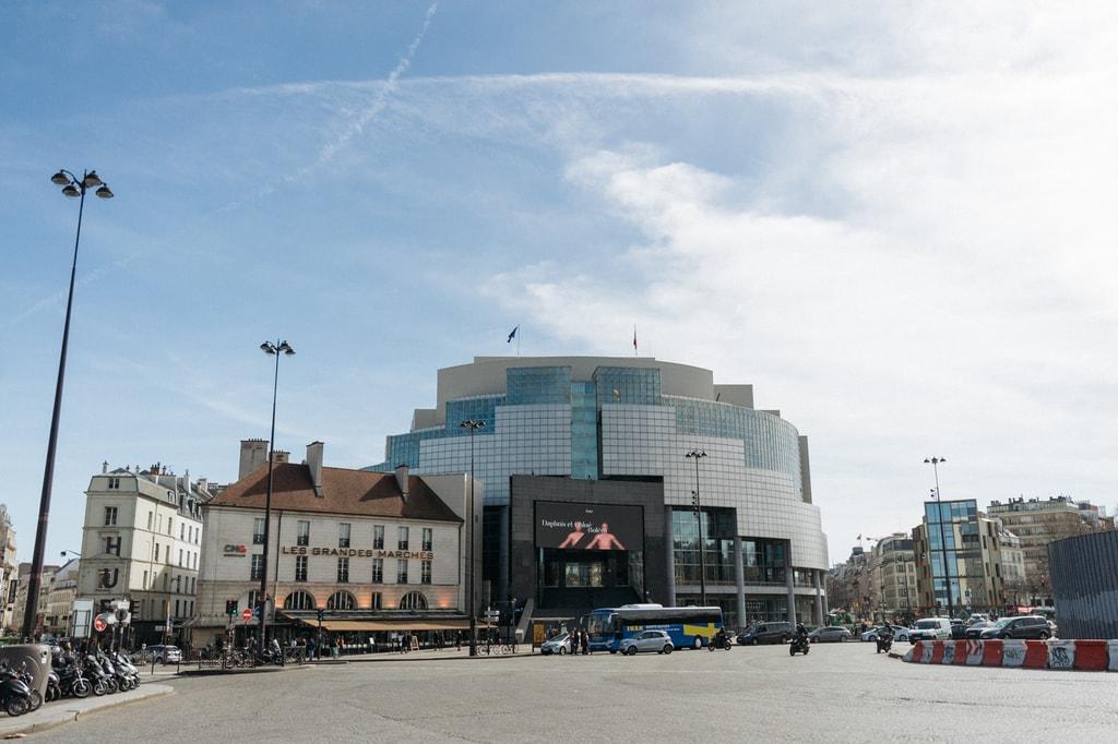 Bastille Neighbourhood-Paris-France-Moyer
