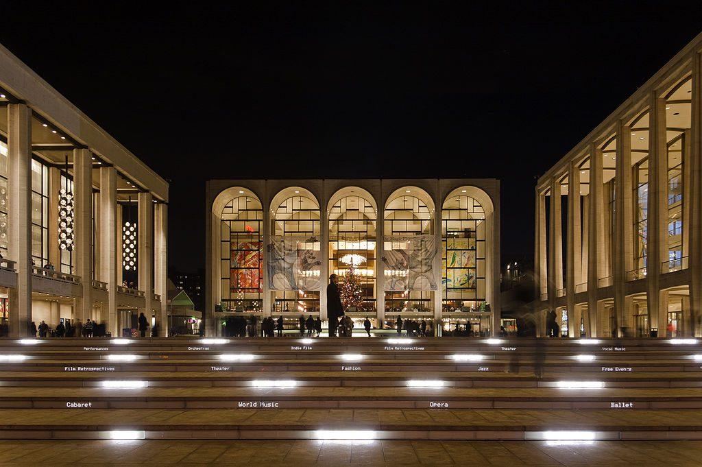 Lincoln Center | © Robert Mintzes / Wikimedia Commons