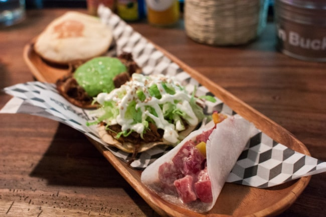 Mexican Tapas