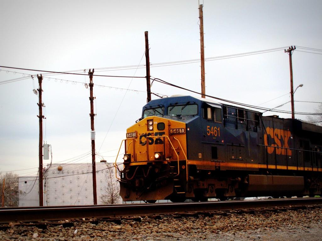 CSX 5461 / (c) David Antis / Flickr