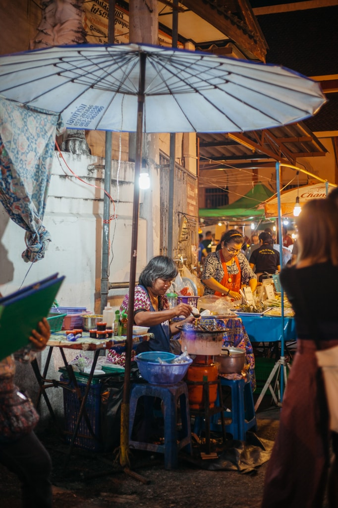 RAW 006-EMIDI- Sunday Market, Chiang Mai, Thailand
