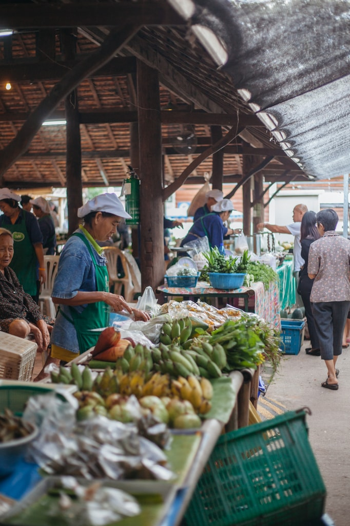 RAW 028-EMIDI- JJ Market, Chiang Mai, Thailand