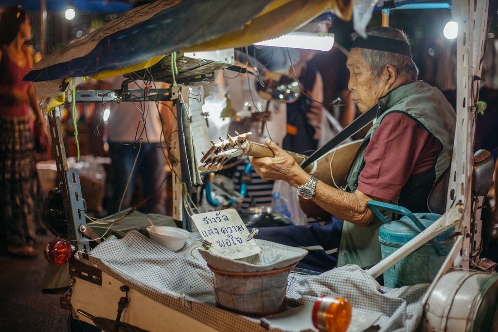RAW 030-EMIDI- Saturday Market, Chiang Mai, Thailand