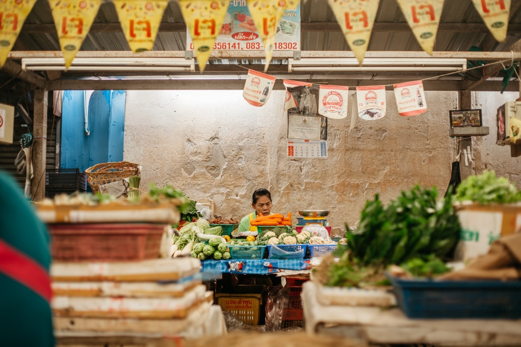 RAW 042-EMIDI- Muang Mai Market, Chiang Mai, Thailand