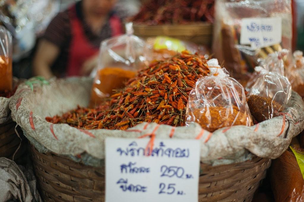 RAW 044-EMIDI- Warorot Market, Chiang Mai, Thailand