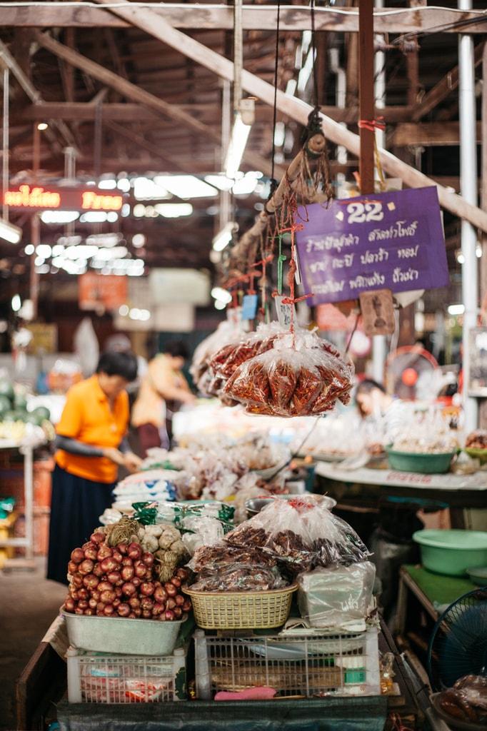 RAW 046-EMIDI- Somphet Market, Chiang Mai, Thailand