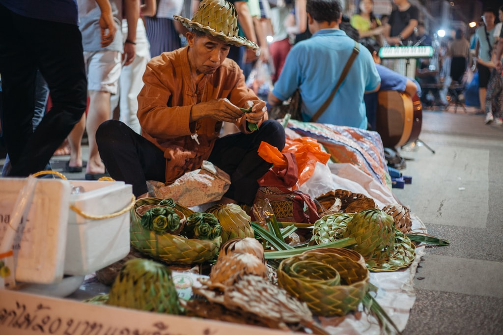 RAW 048-EMIDI- Saturday Market, Chiang Mai, Thailand