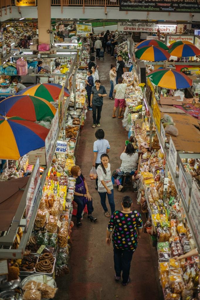 RAW 079-EMIDI- Warorot Market, Chiang Mai, Thailand