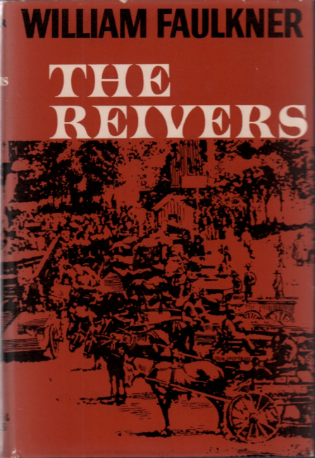 The Reivers |© Chatto & Windus