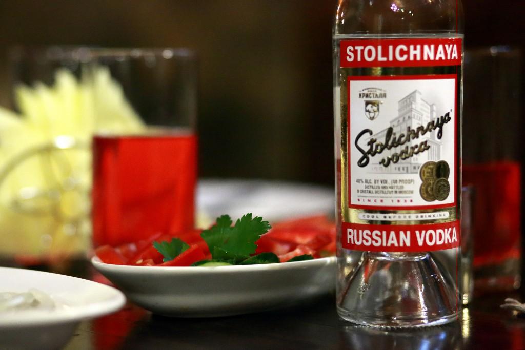 Russian Vodka  ©  Yuri Samoilov/Flickr