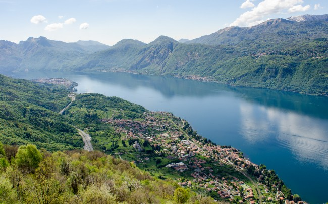 Sentiero del Viandante | © Luca Casartelli/WikiCommons