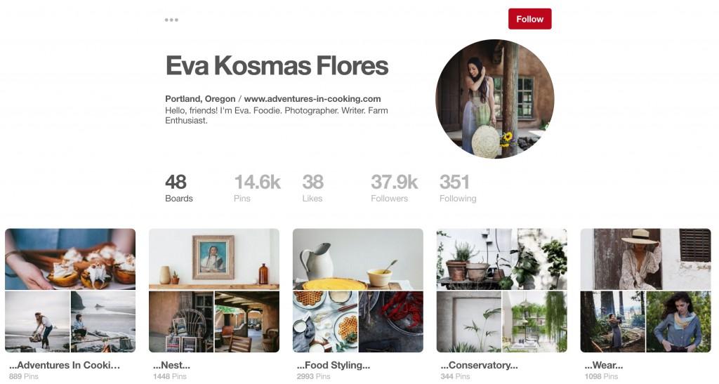 Eva Kosmas Flores ©Eva Kosmas Flores