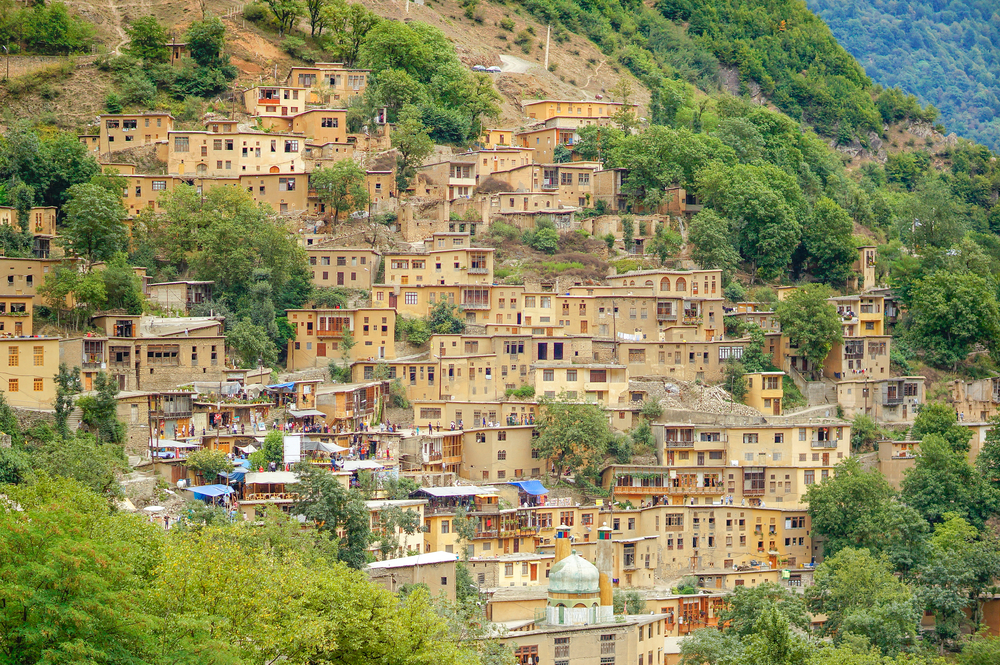 Masuleh Vilage, Gilan, Iran | © Roserunn/Shutterstock