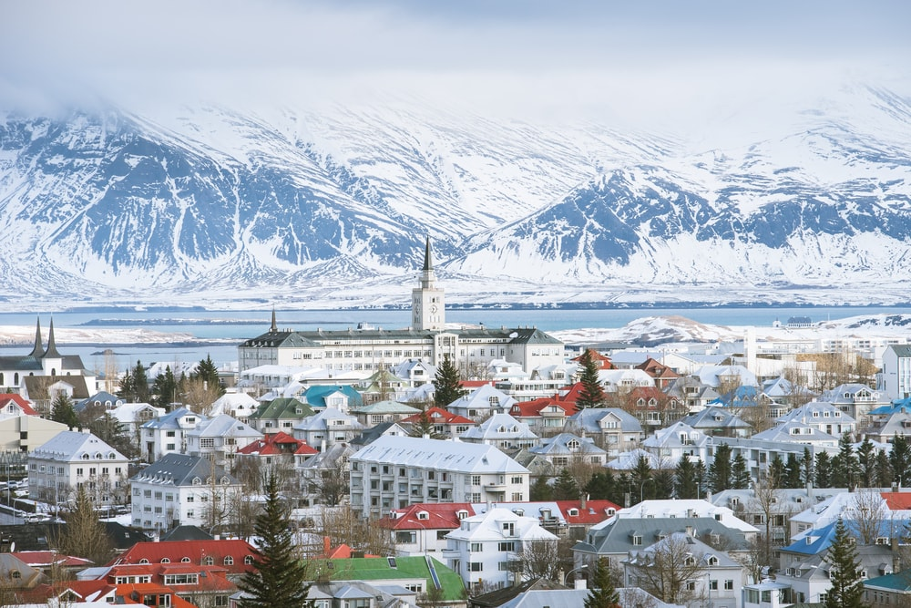 Reykjavik, the capital city of Iceland | © Patpong Sirikul/Shutterstock