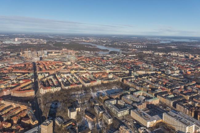 Vasastan | © Arild Vågen/WikiCommons