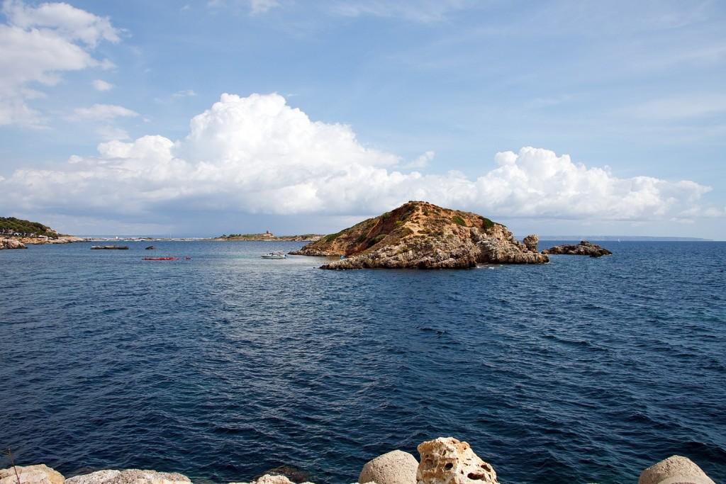 Marina in Puerto Portals | ©Dirk Vorderstraße/Flickr