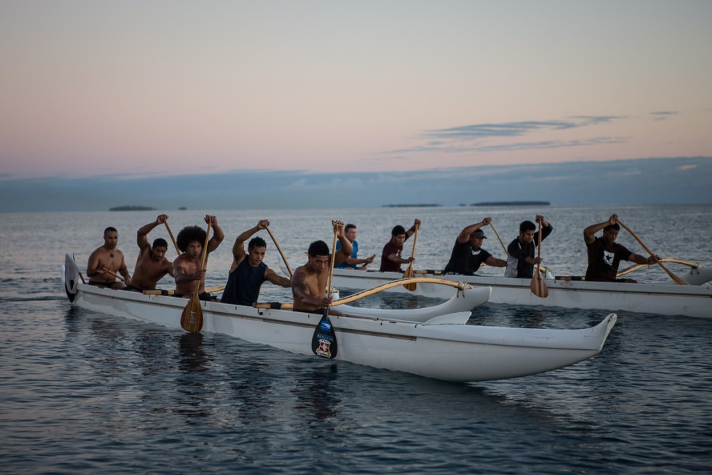Australian Pacific Rowers | ©Department of Foreign Affairs and Trade/Flickr