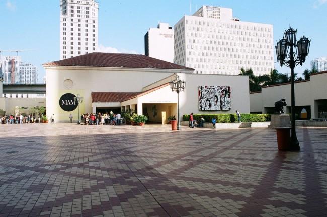 Miami Art Museum | © Tayandre/WikiCommons
