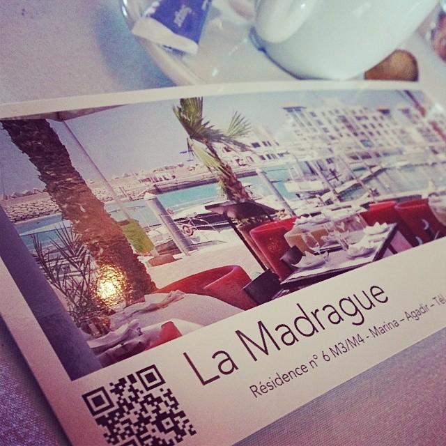 Bar Restaurant La Madrague