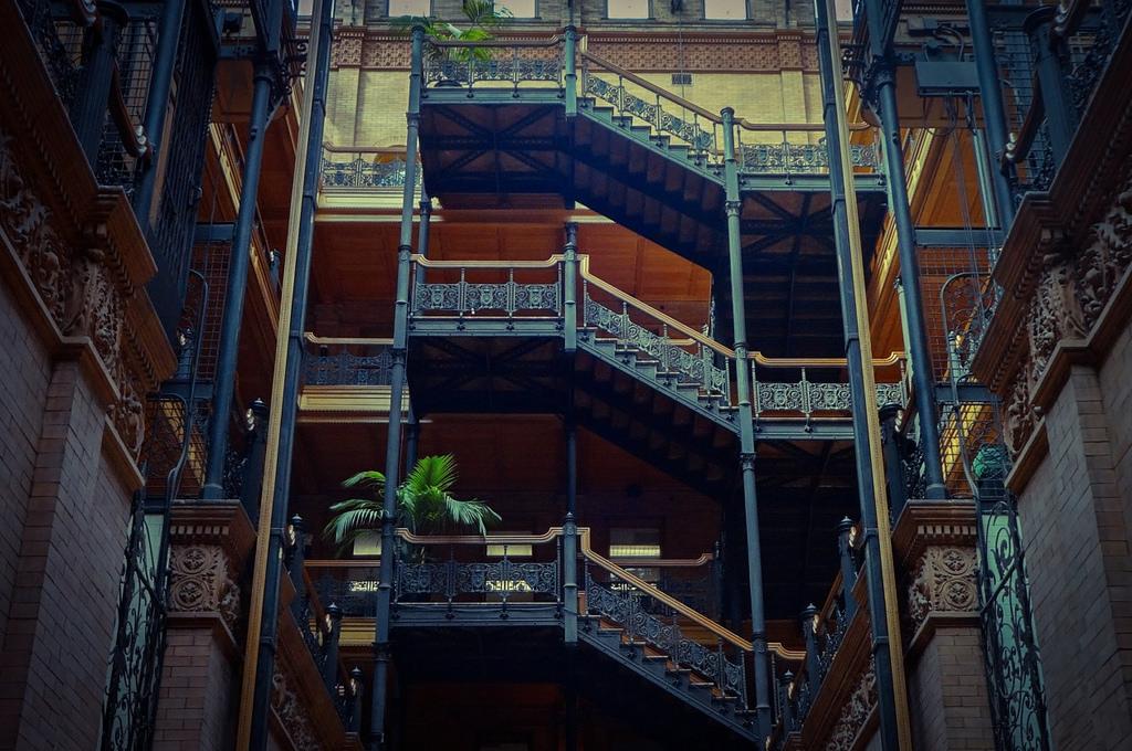 Bradbury Building | © Craig Dietrich/Flickr