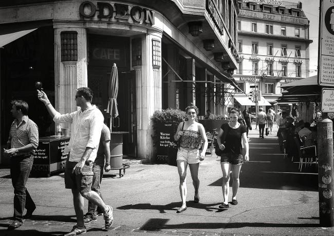 Cafe Odeon |© Thomas8047/Flickr