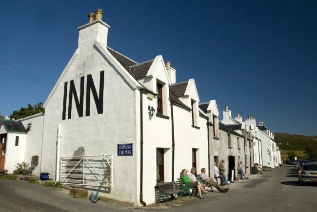The Stein Inn  © Bryan Ledgard/Flickr