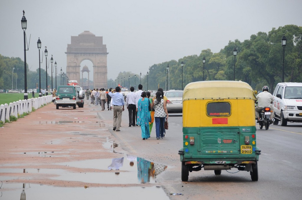 India Gate in Delhi | © Nomad Tales/Flickr