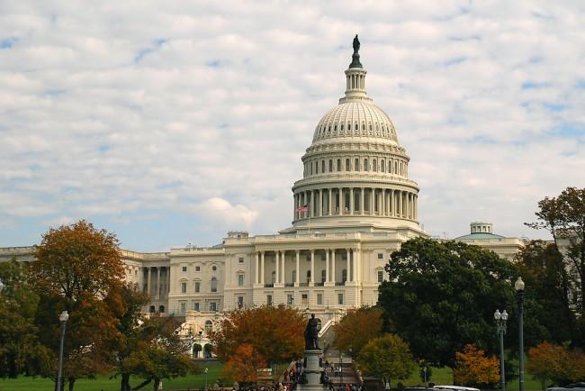 U.S Capital Building   ©Ben/Flickr