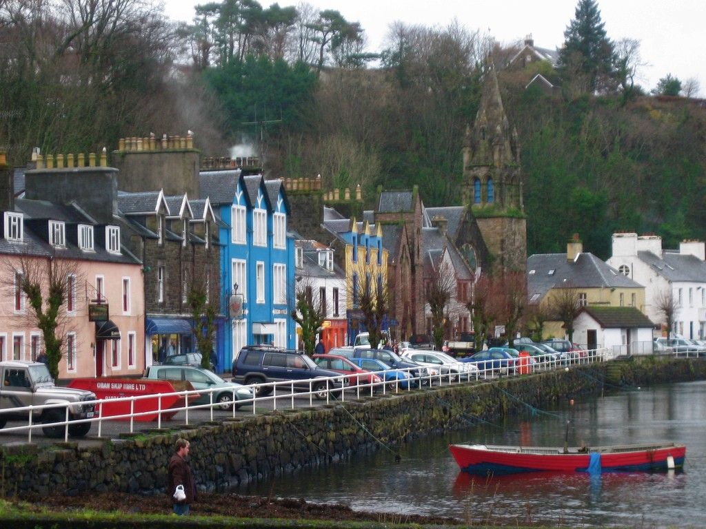 The 10 most beautiful towns in scotland Best villages in america