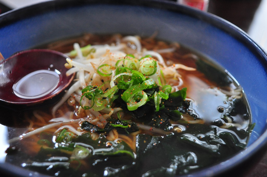 Ramen | ©Fox Wu/Flickr