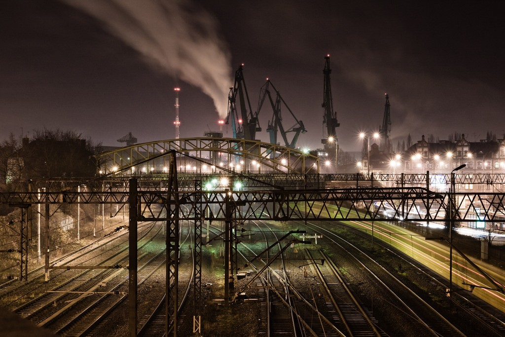 Gdansk Shipyard Railway | ©Adam Kuśmierz/Flickr