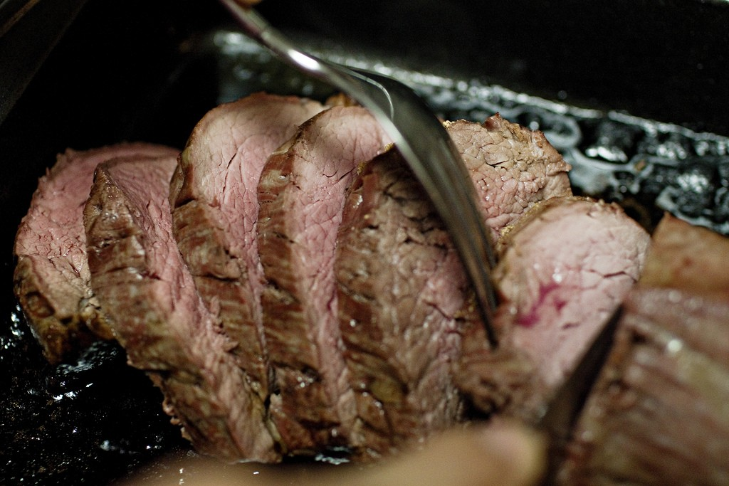 Beef Tenderloin | ©Josiah Lau Photography/Flickr