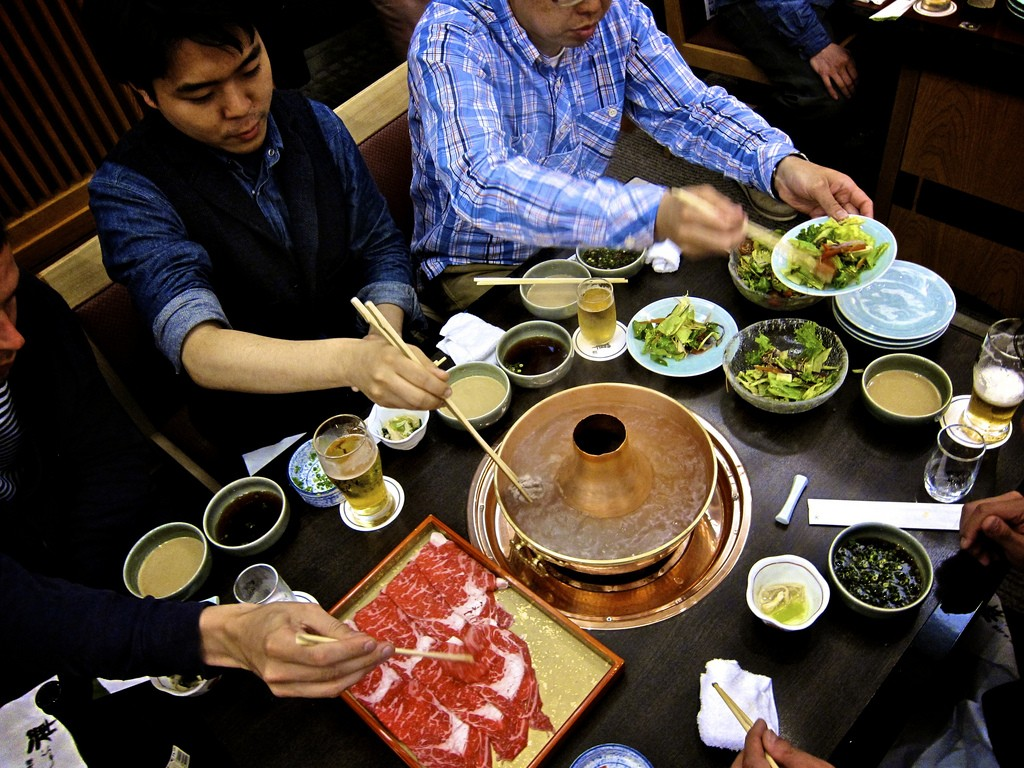 Shabu-shabu | ©A Continuous Lean/Flickr