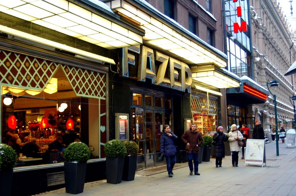 Cafe Fazer, Helsinki | ©jit bag/Flickr
