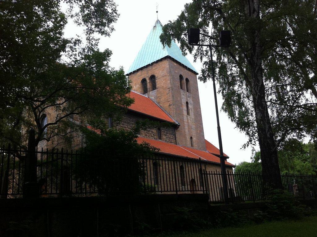 Gamle Aker Kirke | © Nicholas Lundgaard/Flickr
