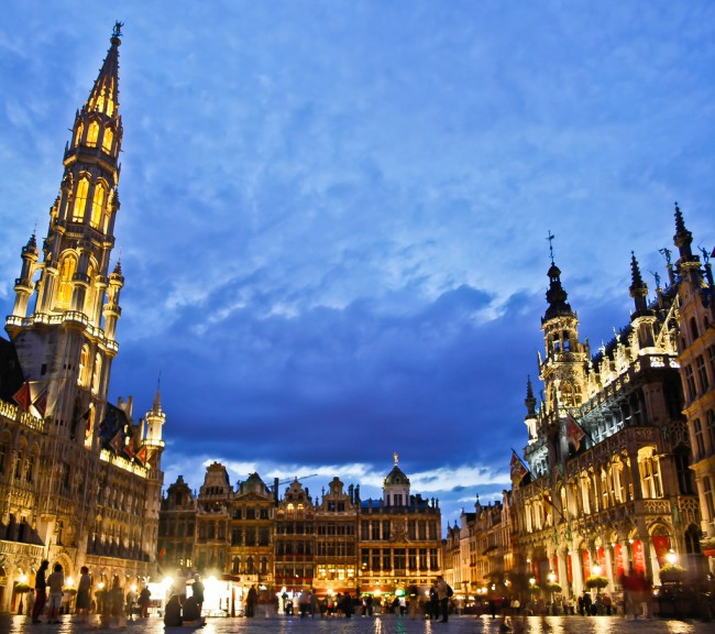 Grand Place, Brussels  © Hernán Piñera/Flickr