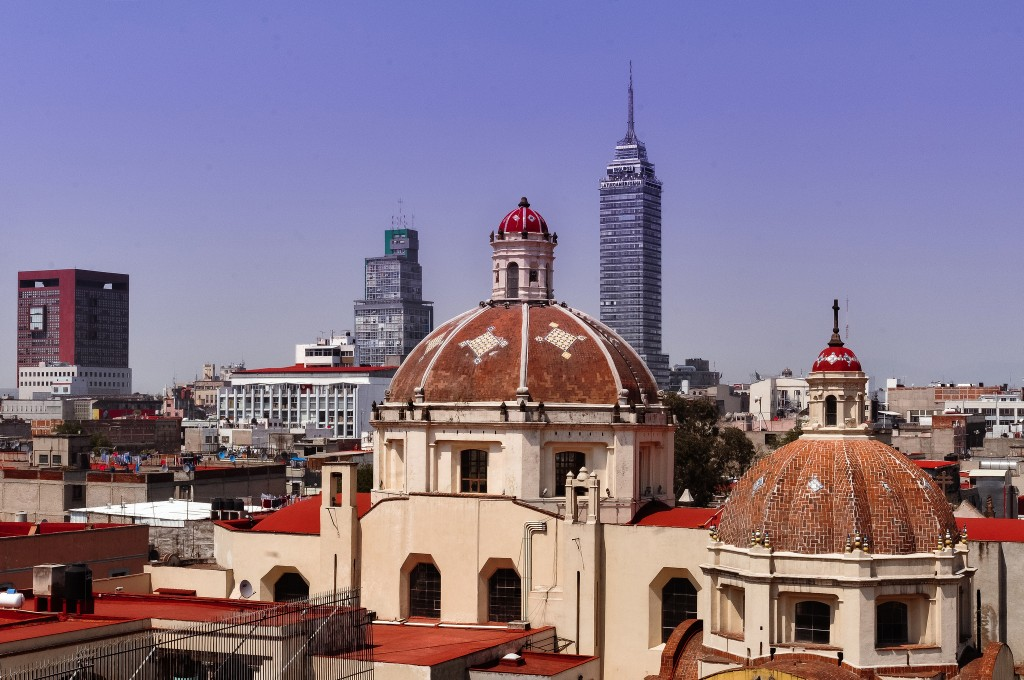 The Best Rooftop Bars In Mexico City