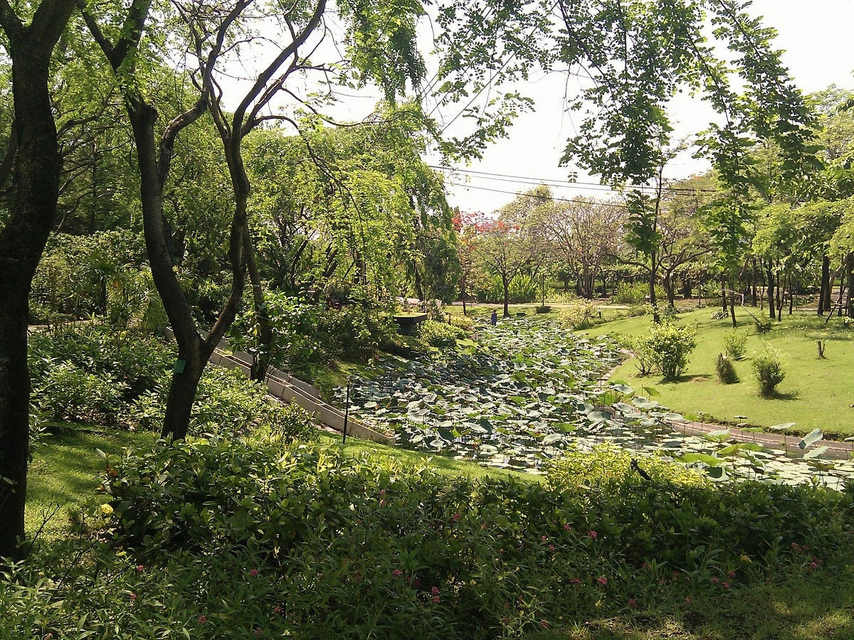Queen Sirikit Park, Bangkok